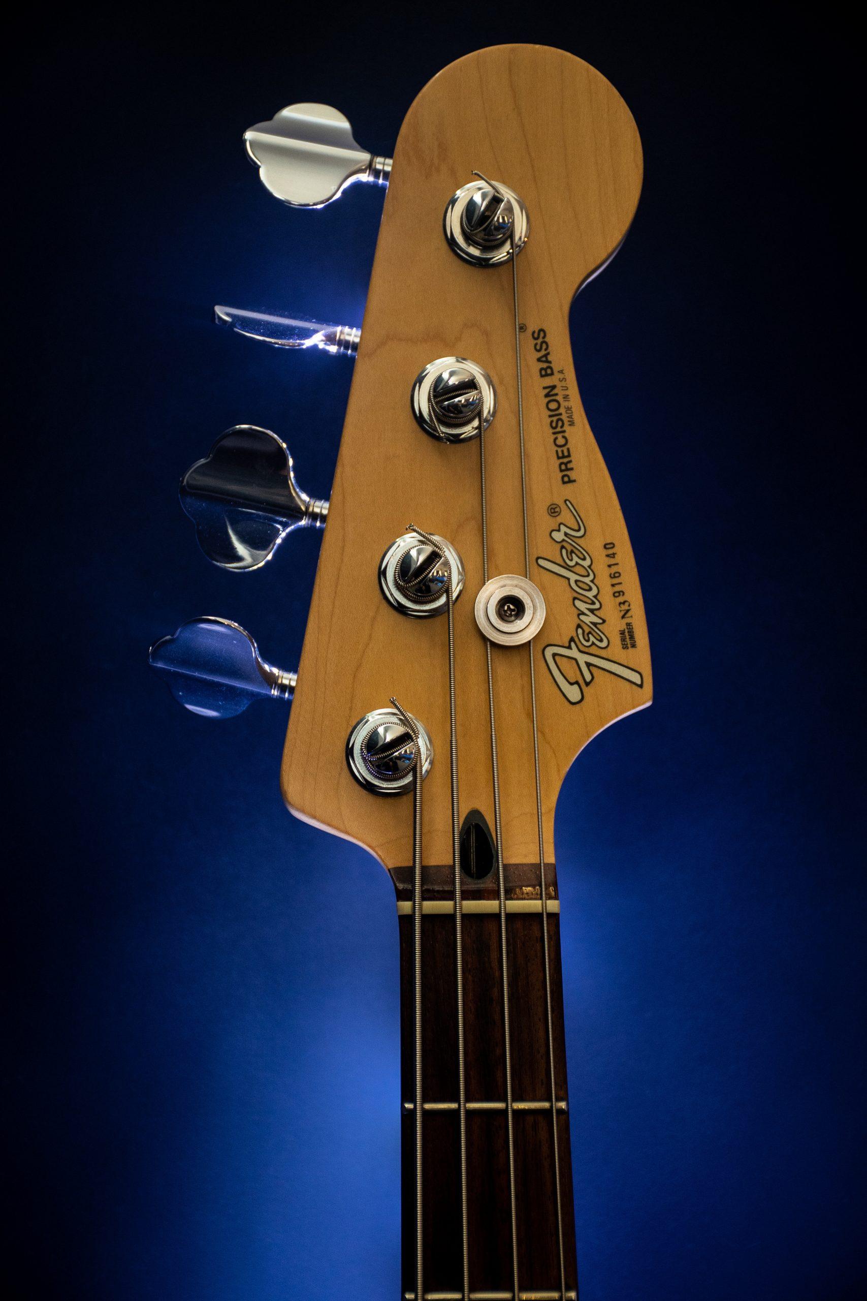 Barn Yard Studios Fender P Bass