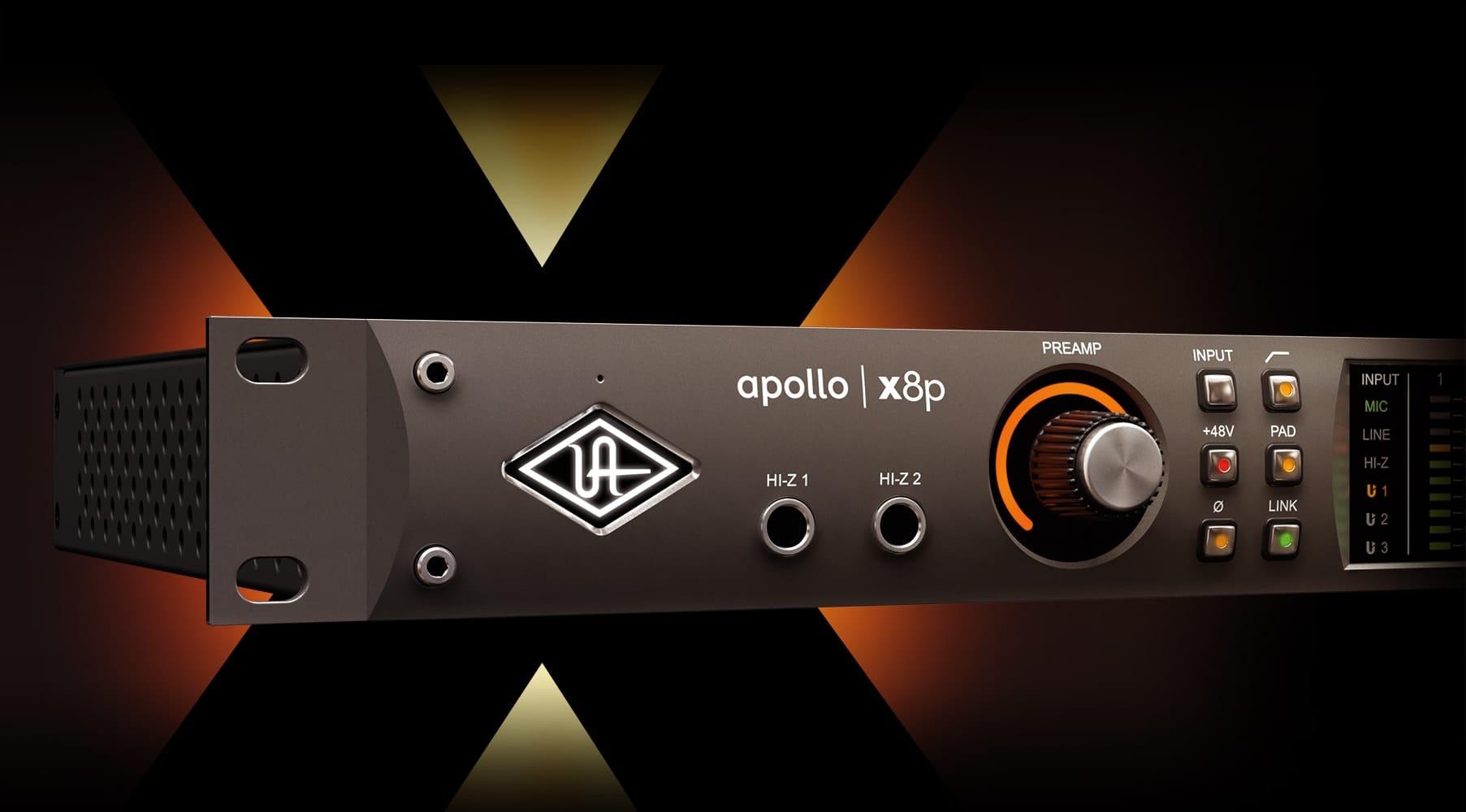 Barn Yard Studios Apollo x8p
